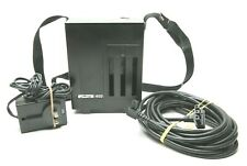 Metz 402 Battery Holder Case With 17' Power Cord, Charger & Flat Flash Bracket.