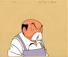 Astroboy Anime Cel Atom Animation Art Higeoyaji Mustachio Tezuka 1980s