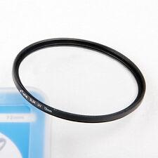 eTone Ultra Slim 72mm UV Filter For Nikon AF-S DX 18-200mm f/3.5-5.6G ED VR