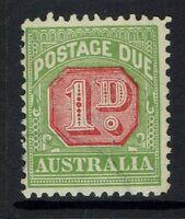 Australia SG# D106, Mint Hinged - Lot 021217