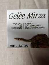 crème anti- age  décontractante et anti rides au venin de serpent