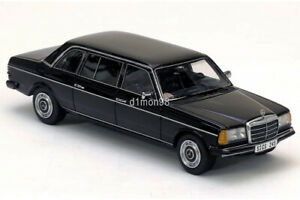 MERCEDES-BENZ W123 Lang 1978 1:43 Neo scale models NEO44245