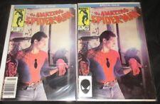 Amazing Spider-Man U-PICK ONE #262,264,266,267,268 or 269 PRICED PER COMIC