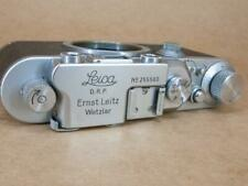 Leitz Leica IIIa Rangefinder Body -  1937