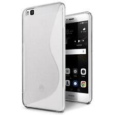 Funda para Móvil Huawei P8 Lite Cubierta Protectora Silicona Bolso Paragolpes