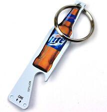 Miller Lite Beer Bier Dosen + Flaschenöffner Can + Bottlle Opener Öffner USA