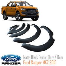 FaceLift Fender Flare Wheel Arch Off-road For Ford Ranger MK2 Wildtrack 2015-17