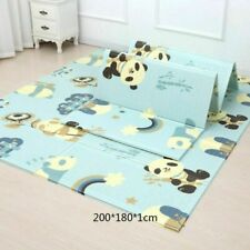 Baby Climbing Cartoon Baby Play Mat Foldable XPE Puzzle 200*180CM