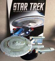Star Trek U.S.S. Enterprise NCC-1701-C 25-cm Sondermodell Eaglemoss engl Magazin
