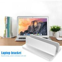 Portable Laptop Holder Base Vertical Adjustable Notebook PC Stand Support