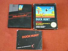 DUCK HUNT - LITTLE BOX / PAL - SPAIN / CIB - COMPLETE / NINTENDO NES  **  444