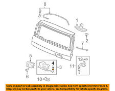 HONDA OEM Glass-Rear Door-Motor Clip 91580SM4003
