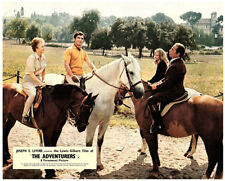 THE ADVENTURERS  Lobby Card Candice Bergen Bekim Fehmiu Olivia De Havilland