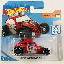 Hot Wheels Custom Volkswagen Beetle Volkswagen 8/10 Mattel