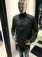Legendary STEFANO RICCI Light Blouson Jacket Size 50/M (100% Authentic & New)