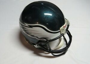 1998 Rodney Peete Philadelphia Eagles Game Used Worn Riddell NFL Football Helmet