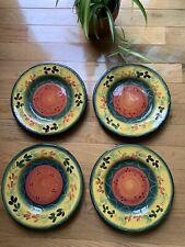 Corsica La Province Dinner Plate Set Of 4 No Chips
