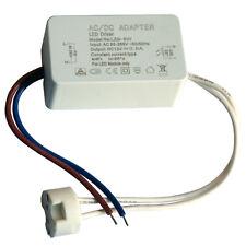 DC 12V LED Driver Switching Power Supply 6 Watt 240V - DC 12V For LED MR16