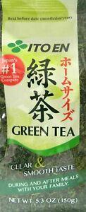 ITO EN Japanese Green Tea 5.3 oz (150 grams) Clear & Smooth Taste Made in Japan