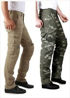 Men's Motorcycle Motorbike Cargo Trousers - Made with DuPont™ Kevlar®