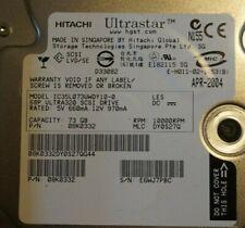 Hitachi IBM HGST IC35L073UWDY10-0 73GB 10k 68-PIN U360 SCSI 68-pol