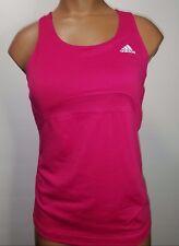 Adidas Women Top/Bra Sports Hot Pink Small