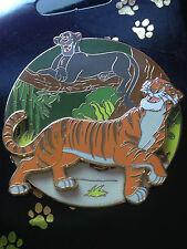 DSF - Disney Cats - Bagheera & Shere Khan Jungle Book Pin LE 300
