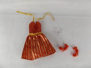 Mattel Barbie Doll Dress And Accessories. Super Cute