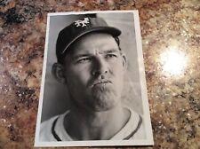 Mel OTT 1942 5 x 7 Original Photo NY Giants Photo New York Press