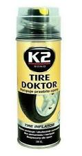 Emergency Tyre Inflator and Repair / tire doctor in a can / Tyre repair rescue