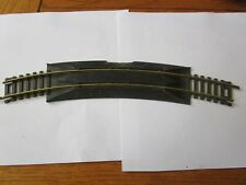"2 HO Brass curved Radius 18""  Rerailers"