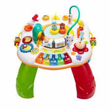 Lerntisch Spieltisch Spielzeug Motorik Musik Kinder Piano Baby 2020 Neu
