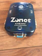 Zonet KVM3002 2-Port KVM Switch