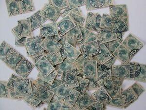 Large Amount of Netherlands 1 gulden - 1898 - Used - Hinged
