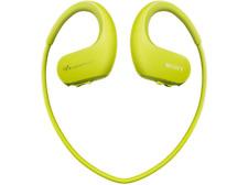 Reproductor MP3 deportivo - Sony Walkman NW-WS413, 4 GB, 12h Autonom, Acuático,
