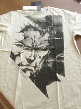 Last One RARE NWT METAL GEAR SOLID 25th Anniversary Limited UNIQLO shirt L(M)