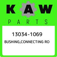 13034-1069 Kawasaki Bushing,connecting rod,brown 130341069, New Genuine OEM Part
