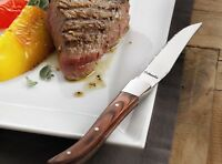 "Laguiole Steakmesser, Amefa ""Royal Steak "" - 2er Set Steakmesser mit Holzgriff"