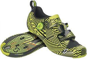 Scott Road Tri Carbon Cycling Shoes - Black
