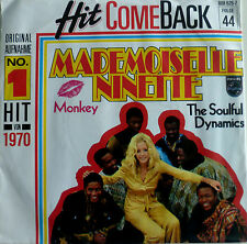 "7"" 1970 MINT- ! SOULFUL DYNAMICS : Mademoiselle Ninette"
