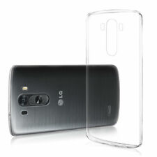 Case Soft Silicone LG G3 Transparent Cover Anti-shock