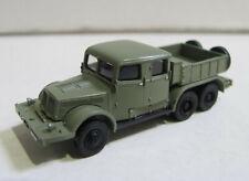 RK-Modelle Tatra 141 Schwerlastzugmaschine mit Pritsche in olivgrün für Spur TT