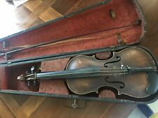 1940s Vintage Stainer Violin And Wooden Case