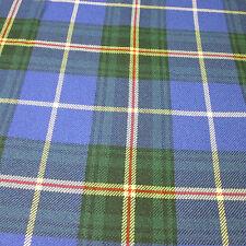 Nova Scotia Tartan Fabric 16oz 100% Wool Cloth By the Metre