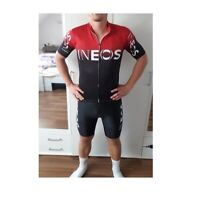 2019 New INEOS Summer Cycling Jersey Set Breathable Team Racing Bicycle Sport