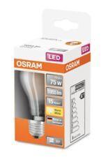 OSRAM LED STAR CLAS A 75 7.5 W/2700K E27 15 YEARS WARM WHITE -FAST SHIPPING