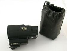 METZ Mecablitz 40MZ-1 Blitz flash Leica R M TTL premium R8 R9 M6 TTL M7 /19