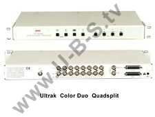ULTRAK Color Duo-QUAD Processor