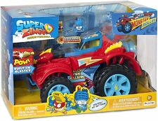 SUPERZINGS SERIES 5 - Hero Truck Monster Roller inc 2 excl Superzings