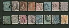 More details for qv small collection new zealand   stamps, as shown